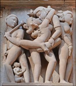 The Temple of Lakshmana. Image Jean-Pierre Dalbéra, Flickr CC